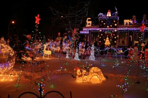 Best Christmas Light Shows in Connecticut