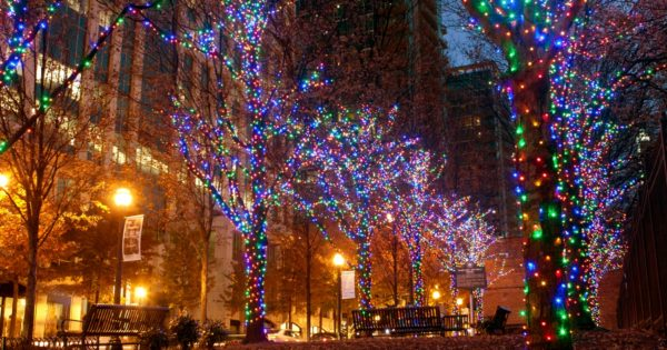 Best Christmas Light Shows In Connecticut 2017 Map List